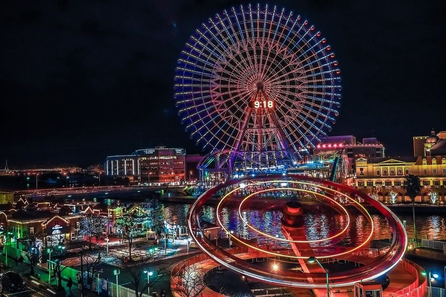Yokohama is one of the best places to visit in Japan
