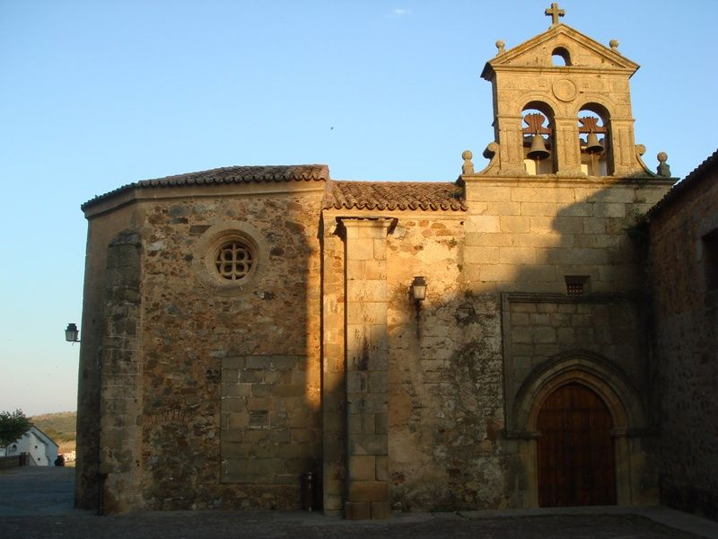 Medieval Cáceres is a cool place to visit in Spain