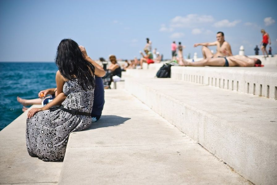 Zadar is one of the coolest places to visit in Croatia
