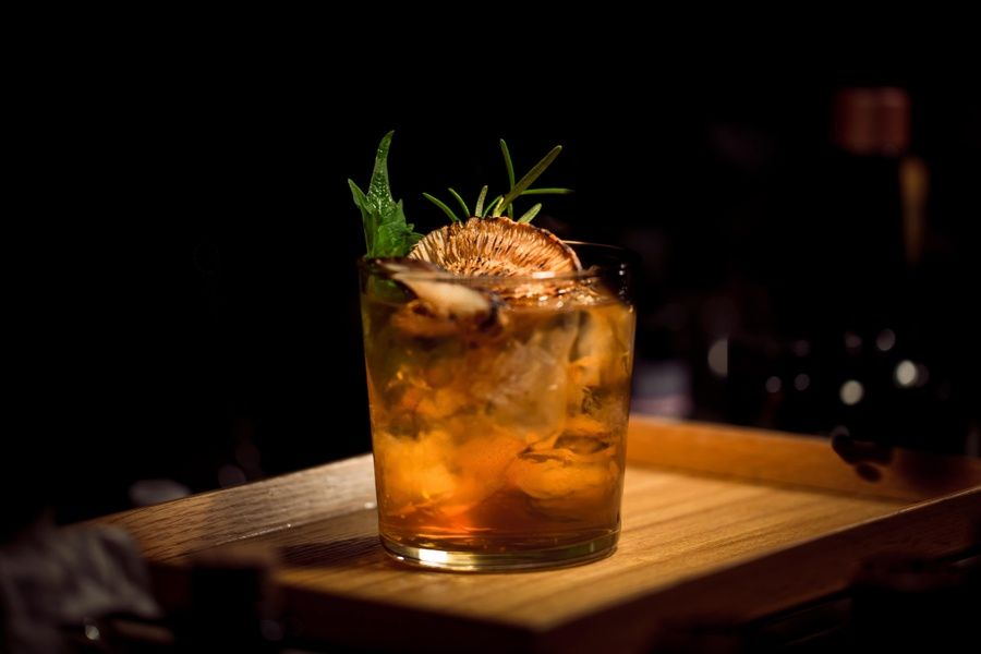 Jules Basement has a speakeasy vibe and great cocktails, making it one of Mexico City's best restaurants
