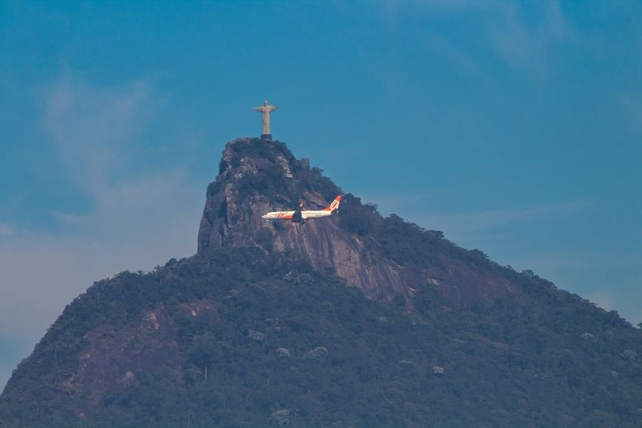 Transportation in Rio de Janeiro from the airport is easy