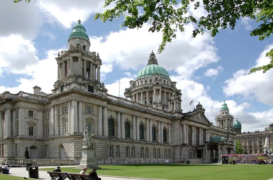 Checking out Belfast is one of the best things to do in Ireland