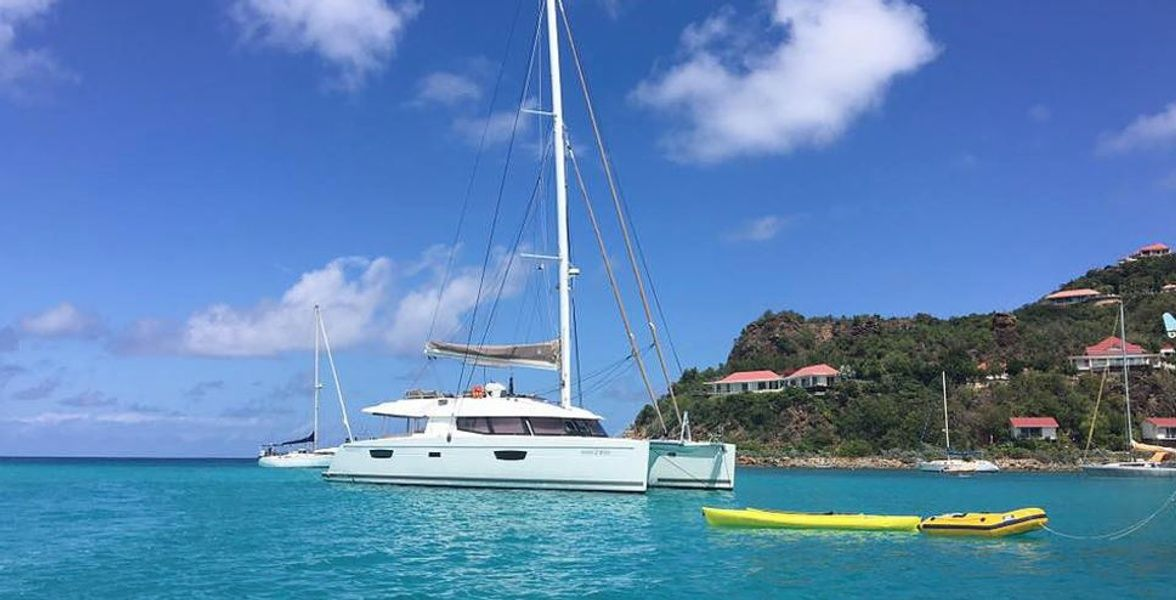 Daytime catamaran excursion in Culebra is one of the expedia Puerto Rico excursions ViaHero loves