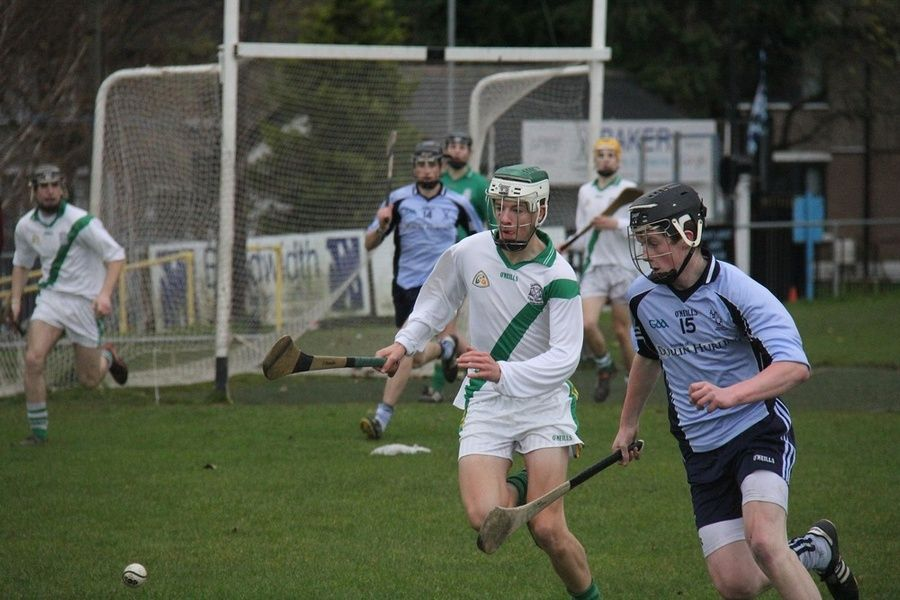 Watching a local hurling game is a free thing to do in Ireland
