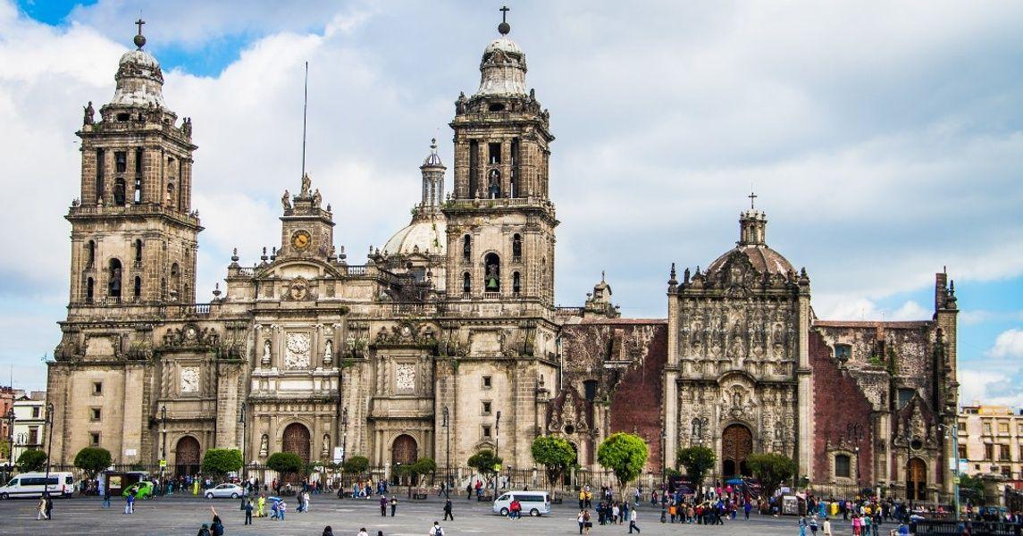 Catedral Metropolitana Mexico City Landmarks