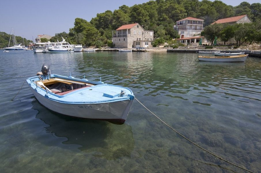 Mljet Island is one of the coolest places to visit in Croatia
