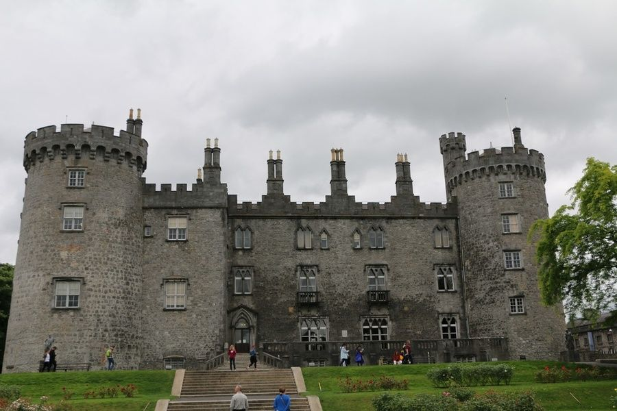 Kilkenny Castle is one of Ireland's top tourist attractions