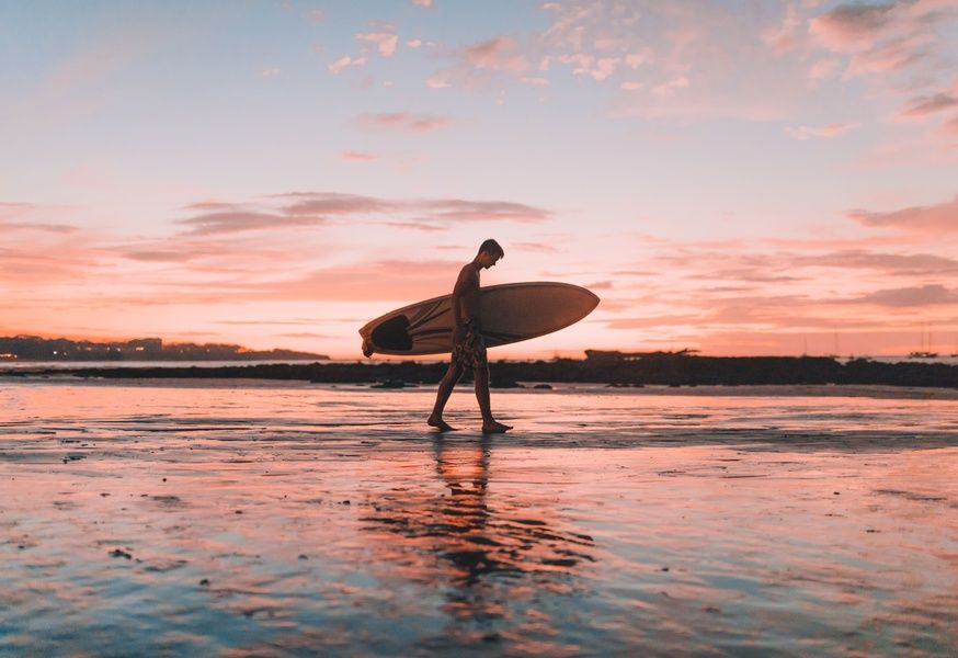 Where to stay in Costa Rica for incredible surfing? Tamarindo