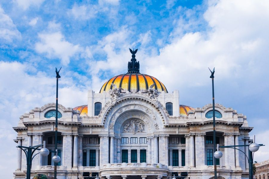 Palacio de Bellas Artes is a top rated Mexico City activity on TripAdvisor