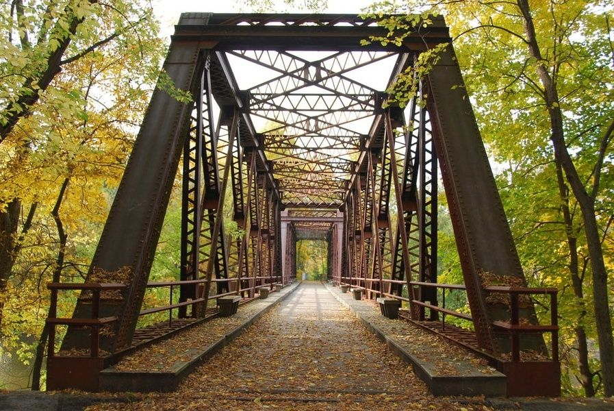 Wakill Valley Rail Trail Weekend Getaway from NYC