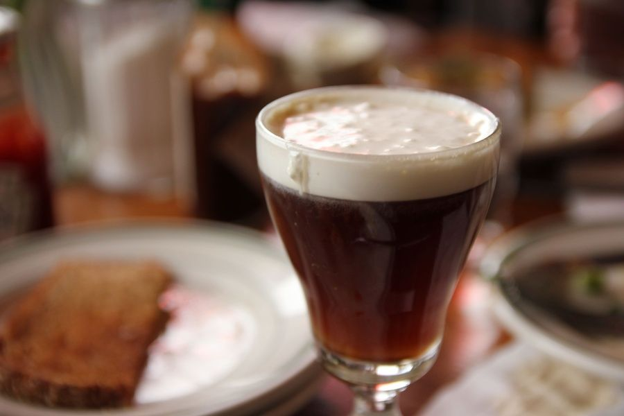 Trying Irish coffee where it was invented is a great thing to do in Limerick