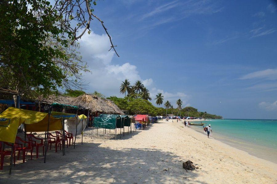 Baru Island Cartagena Itinerary