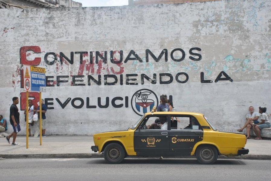 Taxi Transportation in Cuba