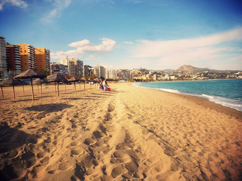 Malaga is a gorgeous place to visit in Spain