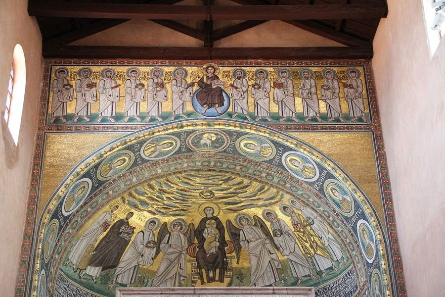 Euphrasian Basilica is one of the coolest places to visit in Croatia