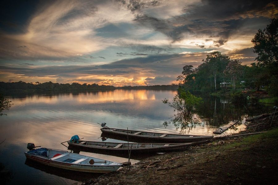 Amazon Things to Do in Colombia
