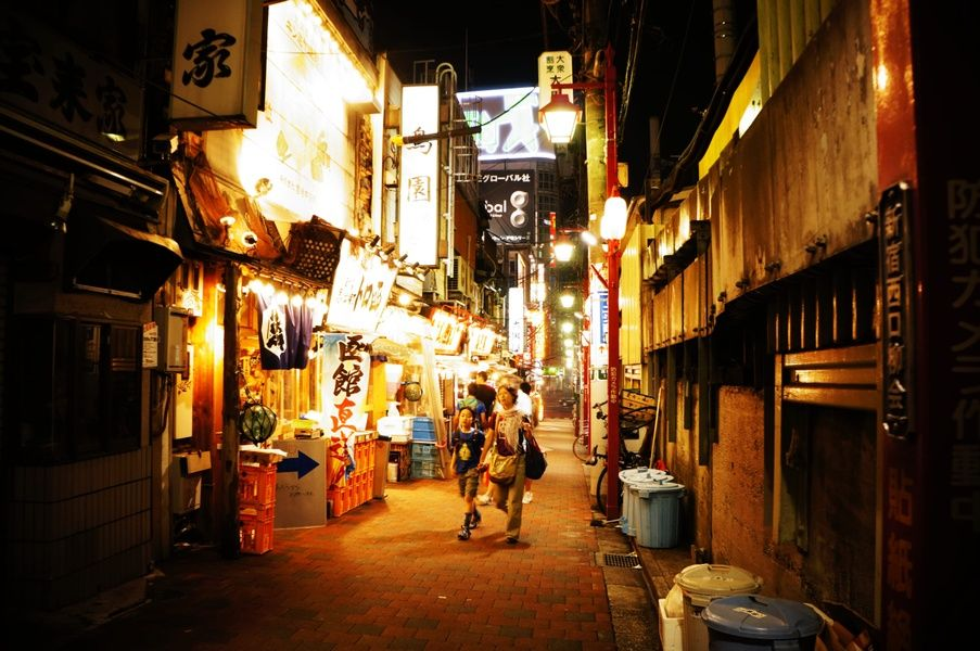 What to do in Tokyo in 3 Days? Get drinks in Golden Gai