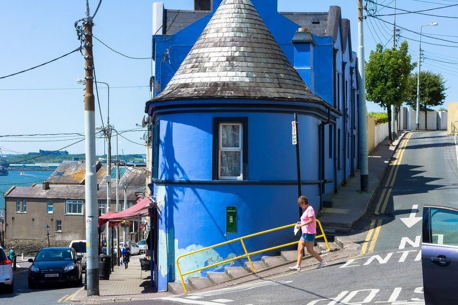 Cobh is one of the best places to see in Ireland