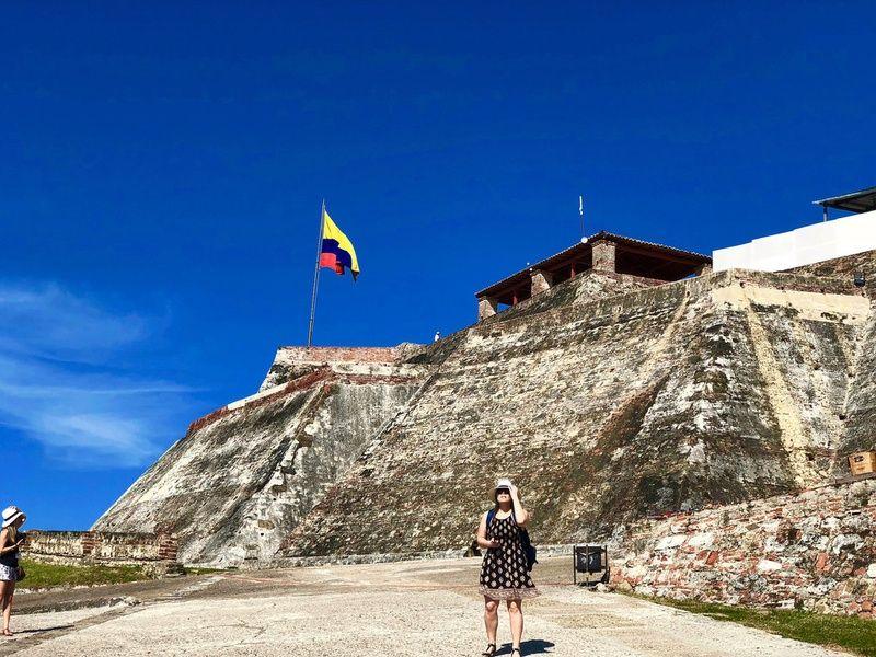 Castillo de San Felipe Cartagena Itinerary