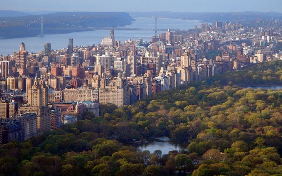 Central Park is one of the top places to visit in New York City
