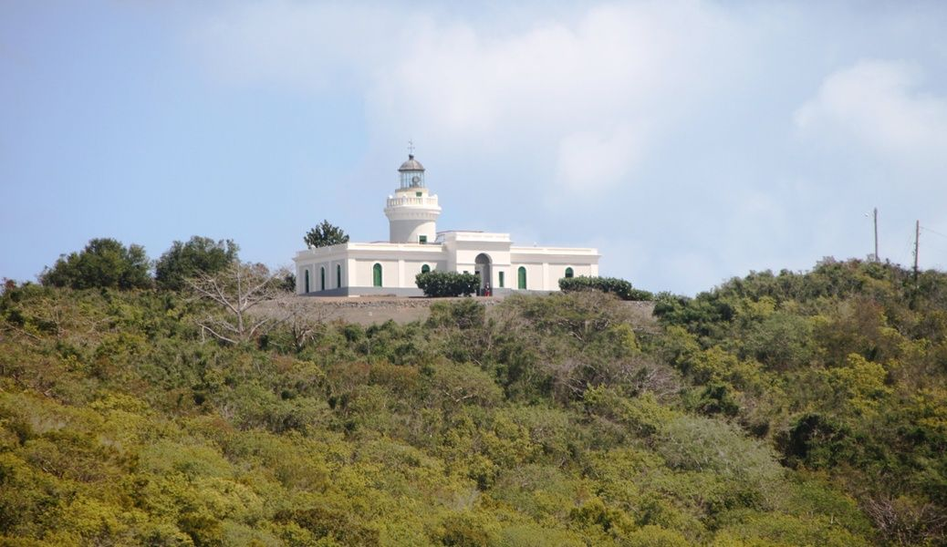 Las Cabezas de San Juan Lighthouse is where to do sightseeing in Puerto Rico