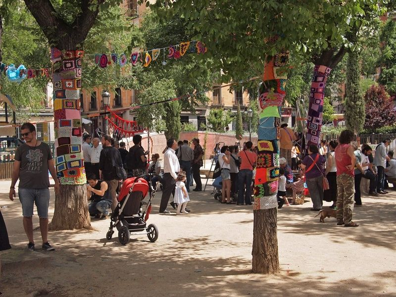 Malasaña is one of the coolest places to visit in Spain