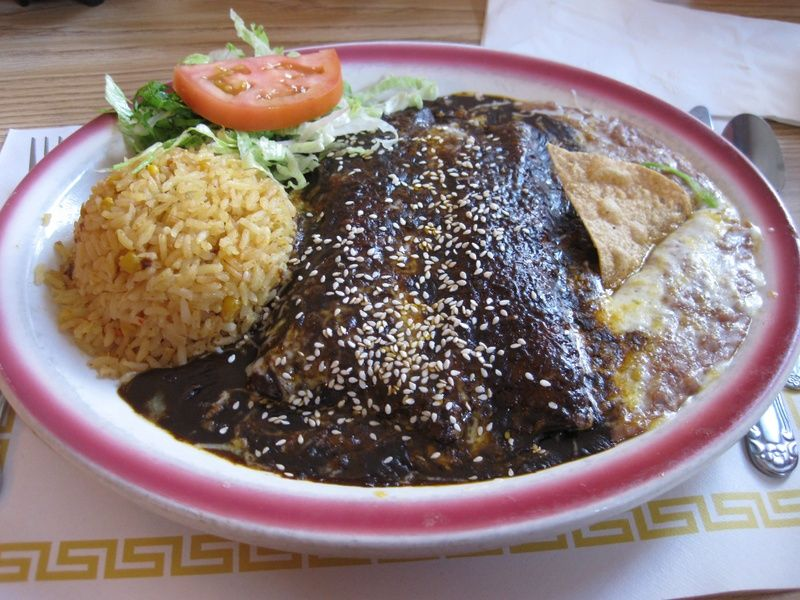 Foodies will definitely want to indulge in mole on their Mexico City vacation