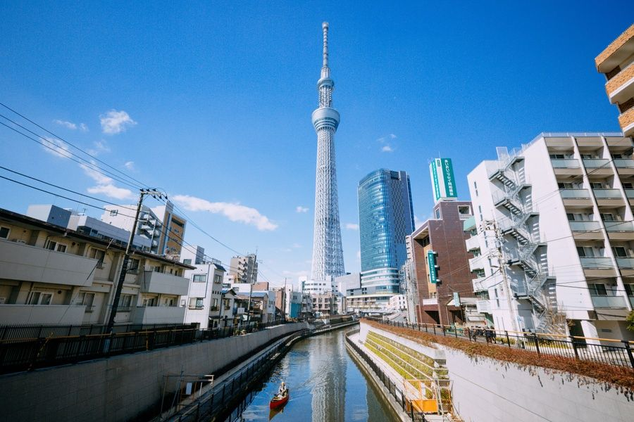 What to do in Tokyo in 3 Days? Definitely check out the Tokyo SkyTree