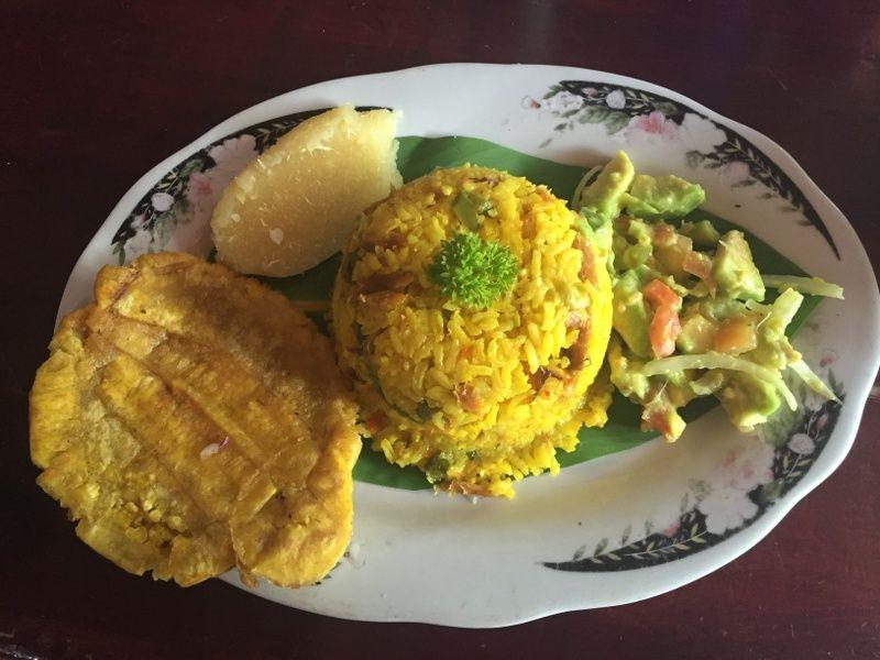 Arroz de Liza things to do in barranquilla food