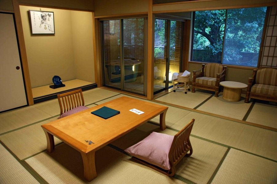 Ryokan hotels in Japan