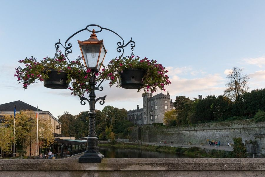 Wandering the Medieval Mile is a great thing to do in Kilkenny Ireland