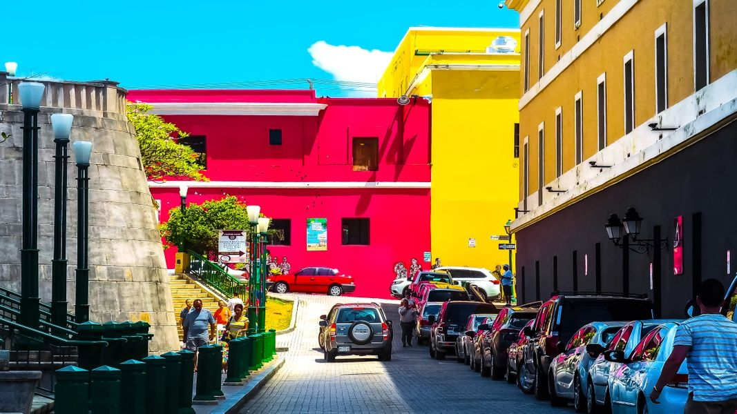 Old San Juan is one of the Best Places to Visit in Puerto Rico