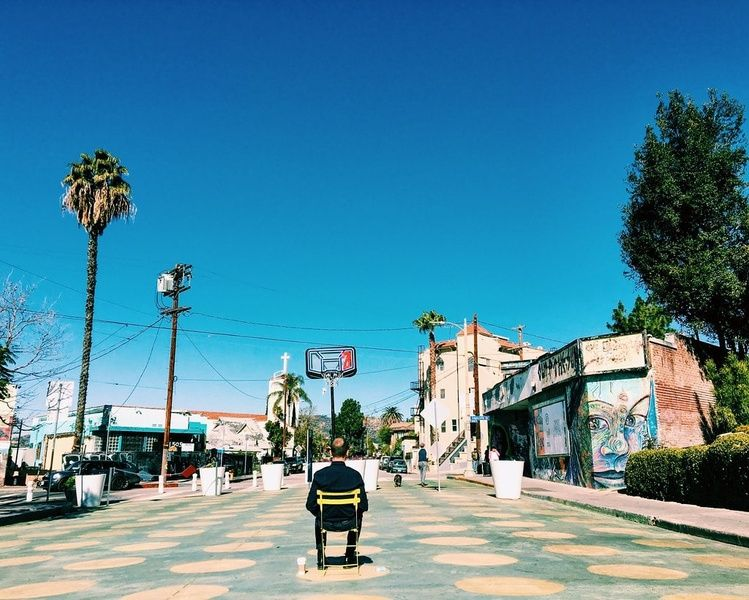 Where to stay in LA? Silver Lake is hip and happening