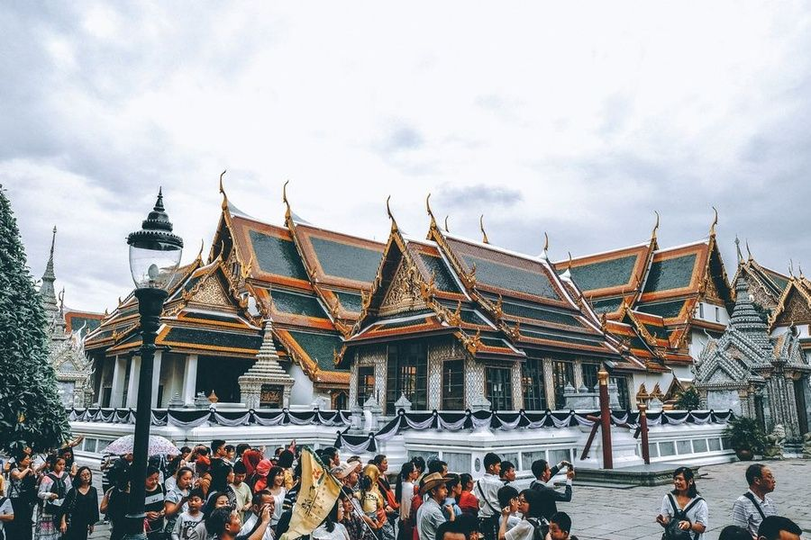 Visiting the Grand Palace is one of the best things to do in Thailand