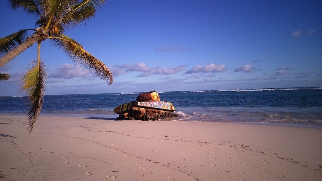 Flamenco Beach Unique Things to Do in Puerto Rico
