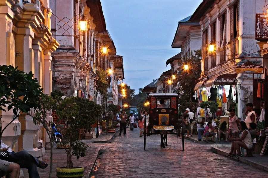 Vigan is one of the best places to visit in the Philippines