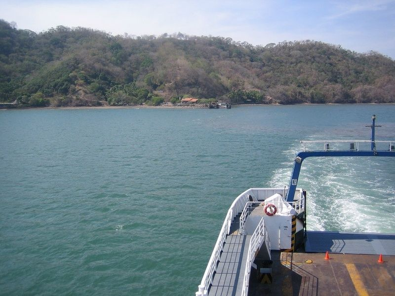 Ferries are a good form of Costa Rica transportation