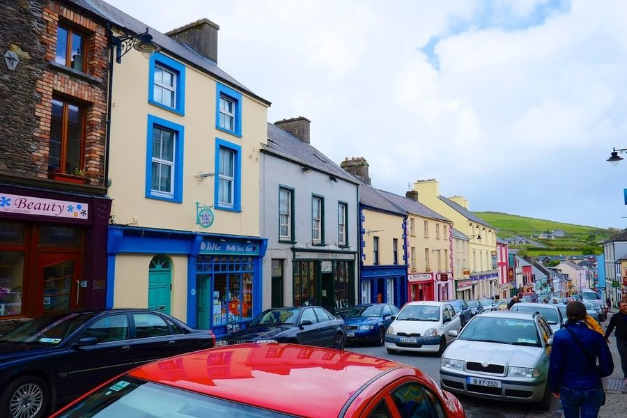 The Dingle Peninsula is one of the best places to see in Ireland