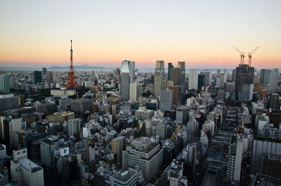 What to do in 5 days in Tokyo? Definitely visit Tokyo Tower