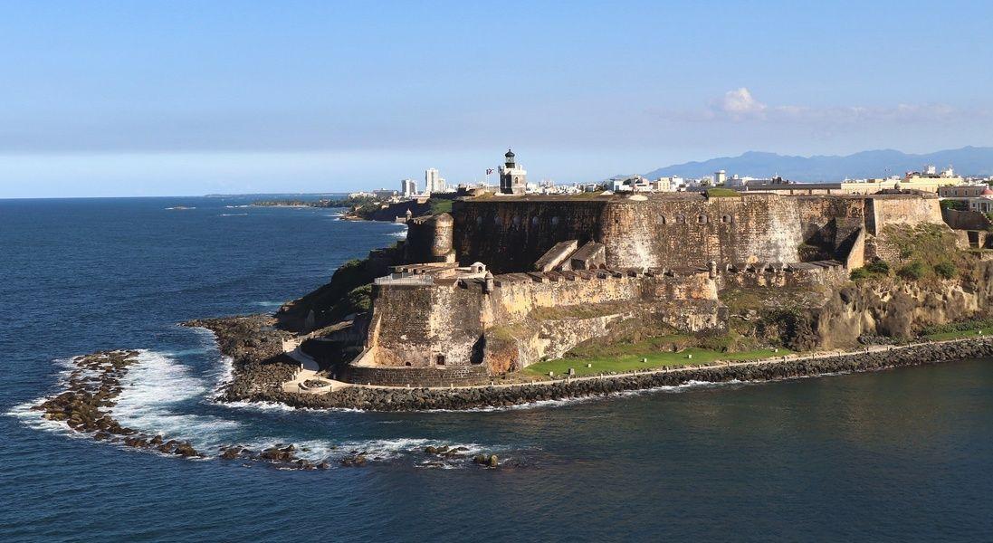 Castillo San Felipe del Morro Puerto Rico Landmarks