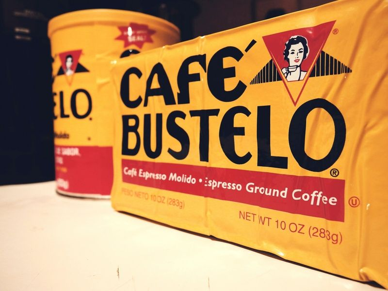 cafe bustelo to bring home from Cuba