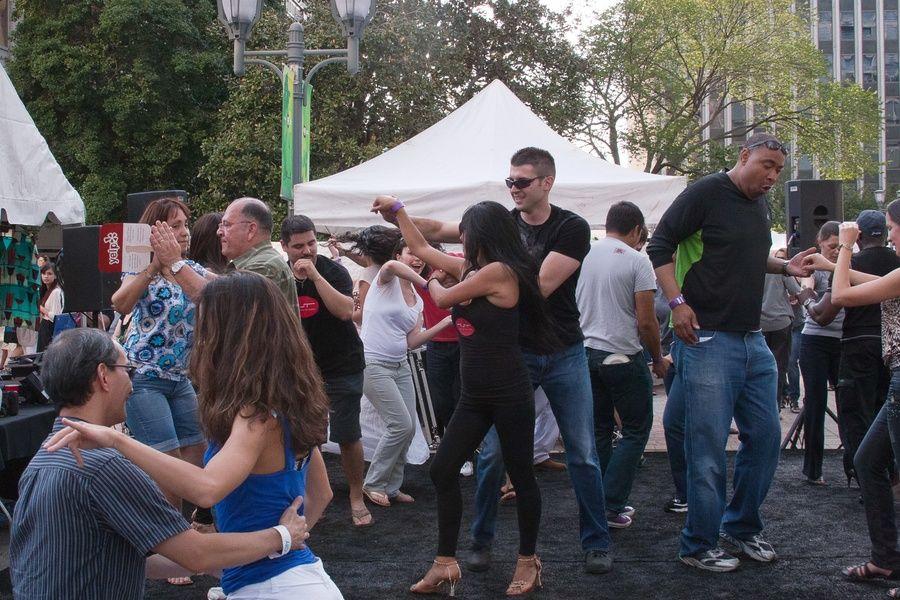 Rumba Cuban Dances
