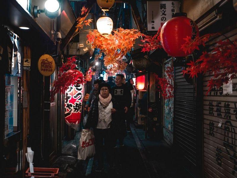 Golden Gai Must Do in Tokyo