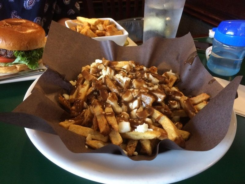 Eating poutine is one of the best things to do in Montreal