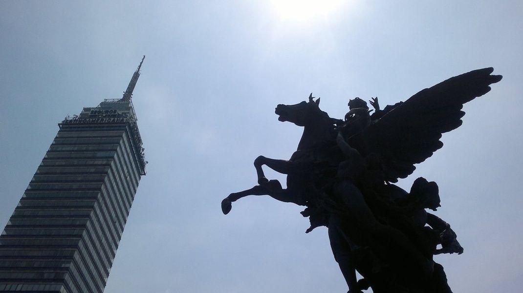El Torre Latinoamericana Places to Visit in Mexico City