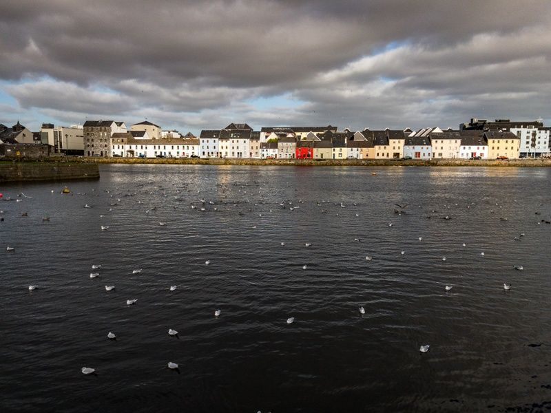 Visiting beautiful Galway is a great thing to do in Ireland