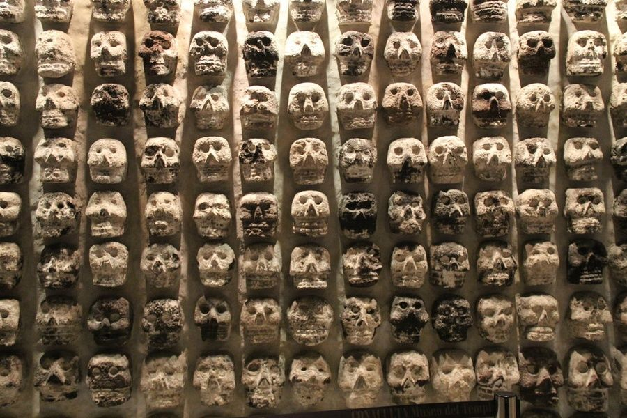 Templo Mayor Places to Visit in Mexico City