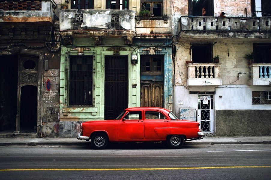 Car Solo Trip to Cuba