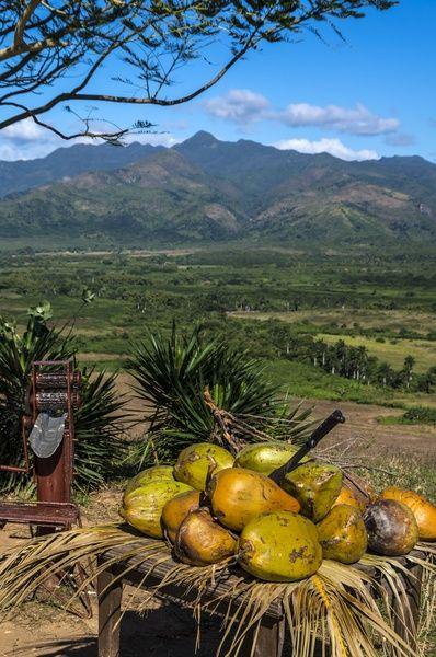 mountains in cuba