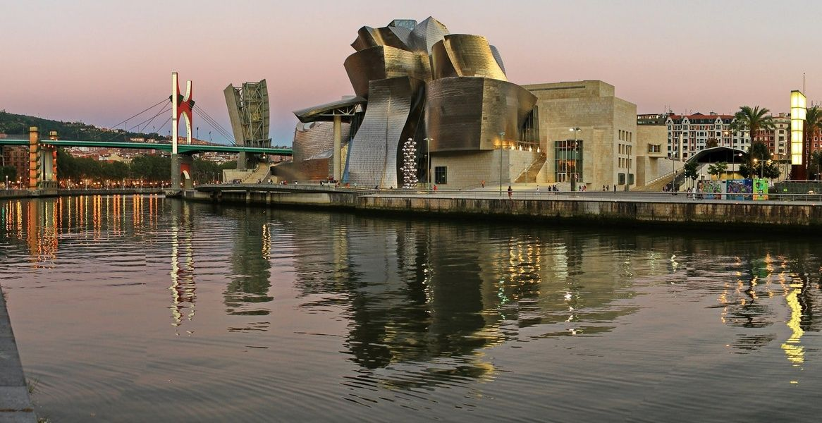 Exploring the Guggenheim Museum Bilbao is an awesome thing to do in Spain